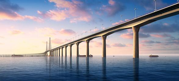 Hong Kong - Zhuhai - Macau Bridge