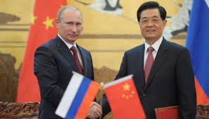 China Russia relationship