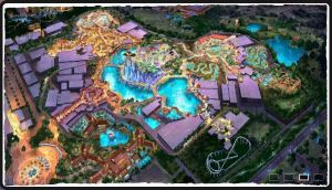 Dreamworks and Time Warner Theme park Zhuhai