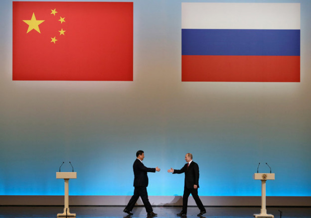 Russian and Chinese relations
