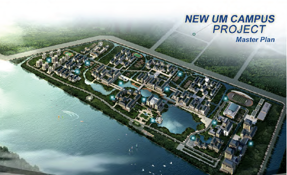 The New Campus of the University of Macau