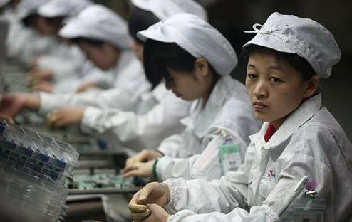 End of China's manufacturing woes
