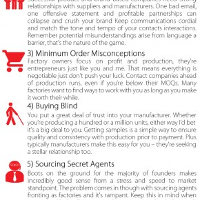 C2W Infographic – 6 Habits Of Highly Ineffective Alibaba Sourcing