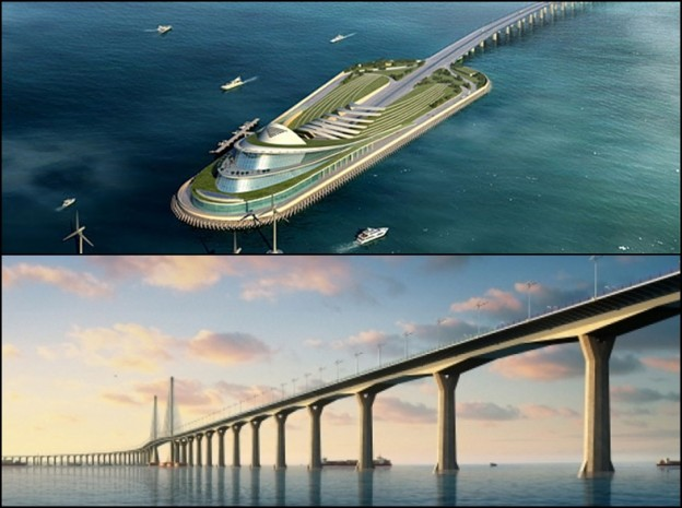 Hong Kong-Zhuhai-Macao Bridge