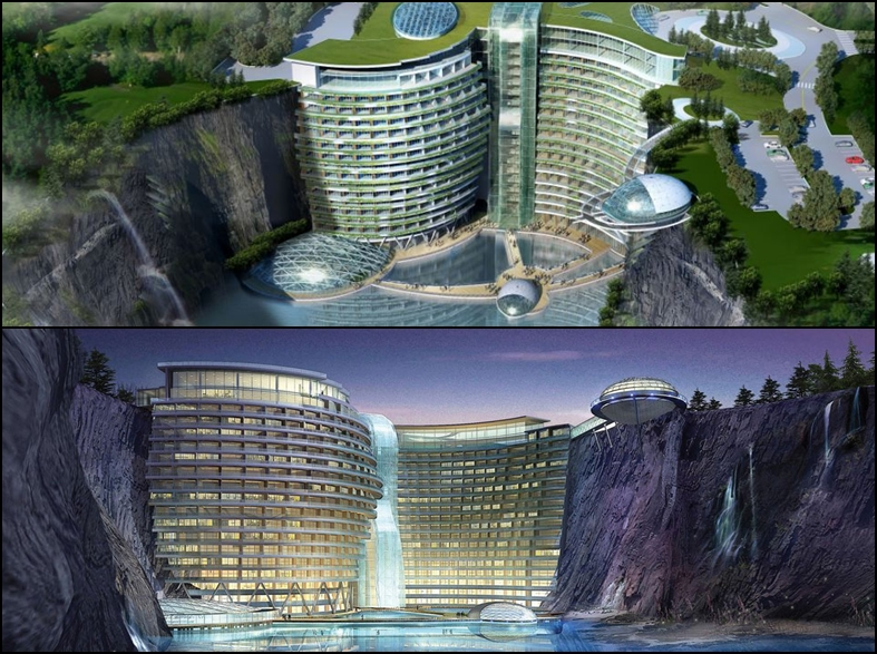Shimao Wonderland Intercontinental