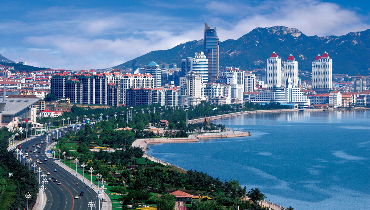 manufacturing in China- Weihai