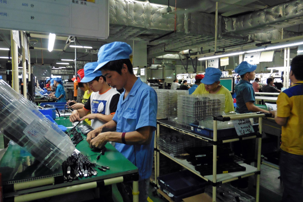 Manufacturing Services in China