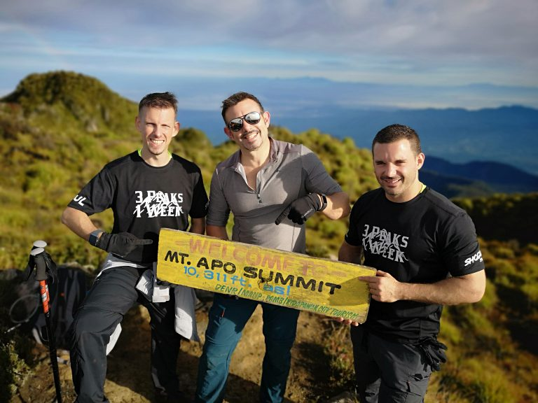 Mt Apo Summit