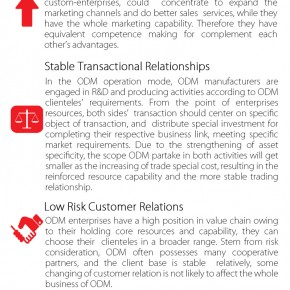 C2W Infographic – Advantages of ODM for China