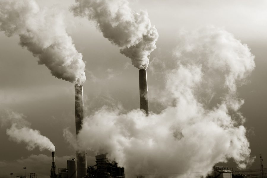 going green in business is essential to rewind the damage caused by factory and other pollution