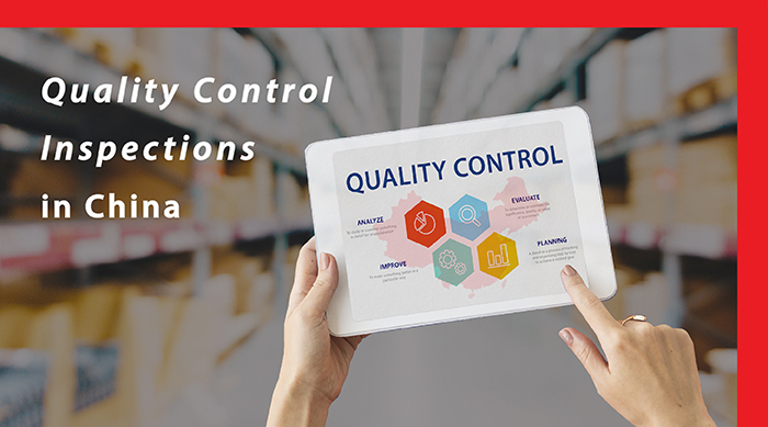 Quality Control and Inspection Services in China